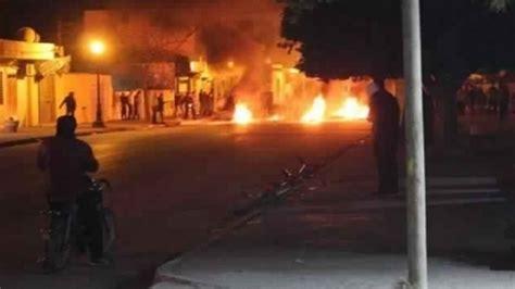 ts molotov cocktail tunisie affrontements à sidi bouzid attaque au cocktail