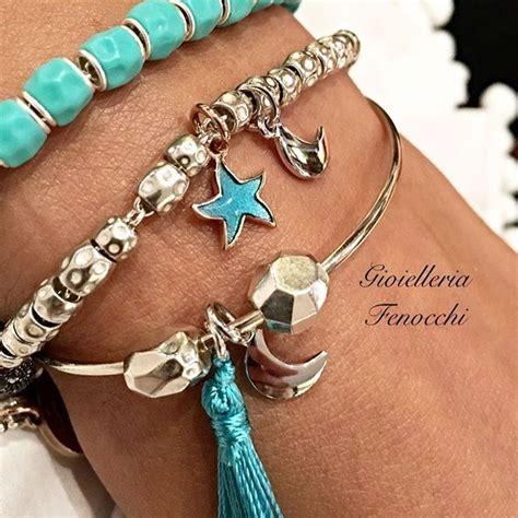 pomellato bracciali argento turchese il colore mare e dell estate intenso e