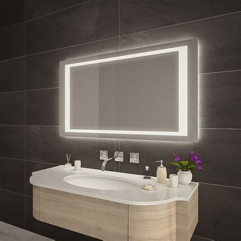 frisco badspiegel mit led beleuchtung kaufen