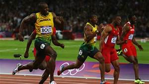 BBC Sport - Usain Bolt may play football or cricket after ...