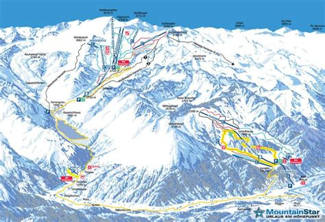 Skiingregion Overview - Skiregion Kaunertaler Gletscher ...