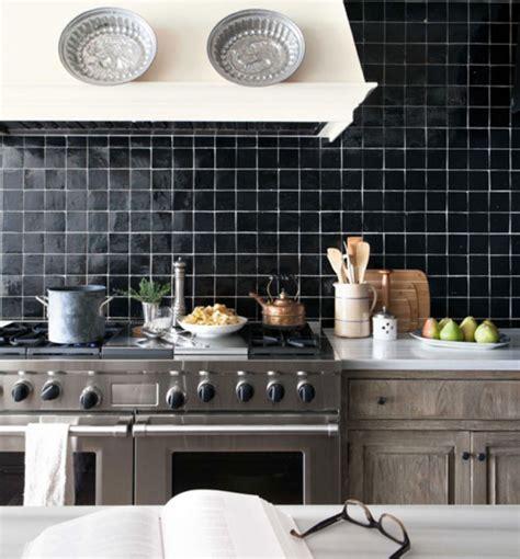 black kitchen tiles ideas beyond tile 25 truly beautiful kitchen backsplashes brit co