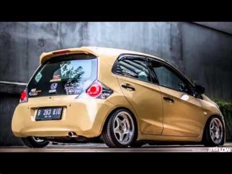 Honda Brio Modifikasi by Modifikasi Honda Brio Terbaru 2016