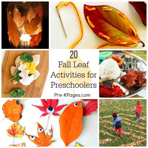 20 fall leaf activities for preschoolers 148   20 Fall Leaf Activities for Preschoolers