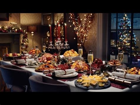 m s food christmas dinner food tv ad 2014 youtube
