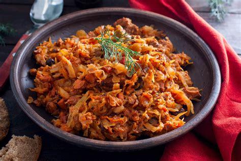 pork bigos stew recipe  wine gallery