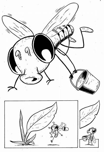 Photosynthesis Drawing Biology Sugar Science Comic Gimme