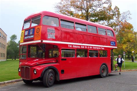 The Double Decker Bus In London  Ehow Uk