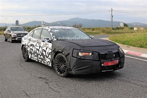 2020 Acura TL : 2020 Acura Tlx Type S Spied With Audi S4 And Amg C43, V6