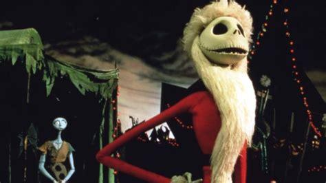 film advent calendar day  tim burtons  nightmare  christmas  world geekly news
