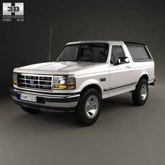 romancing  stone   ford bronco xlt
