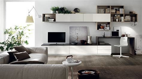 Posh Minimalist Living Spaces Charm With Geometric Lines