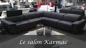 Meuble But Salon : s lection meubles salon karmac meubles belgique youtube ~ Teatrodelosmanantiales.com Idées de Décoration