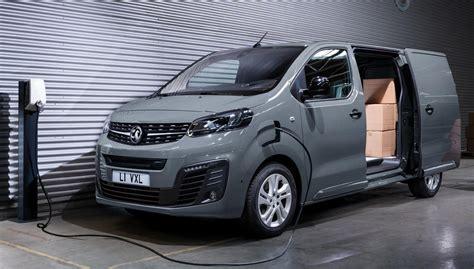Vauxhall Vivaro-E Review - VanGuide.co.uk
