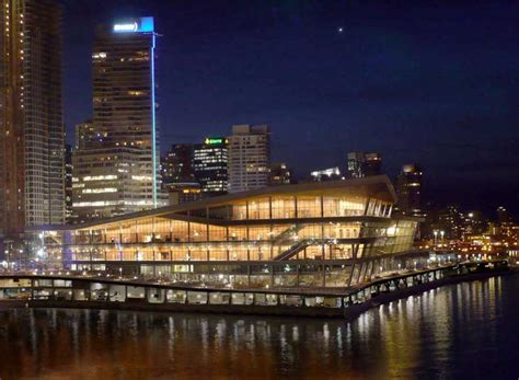 vancouver cc west convention centre canada  architect