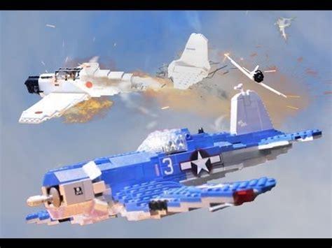 lego world war  pacific air battle youtube