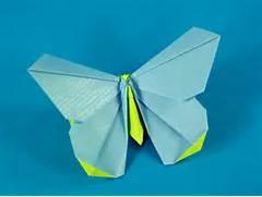 Origami Schmetterling ...