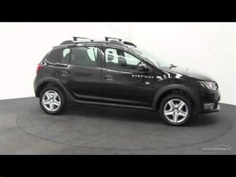 2014 Dacia Sandero Stepway Ambiance Tce Youtube