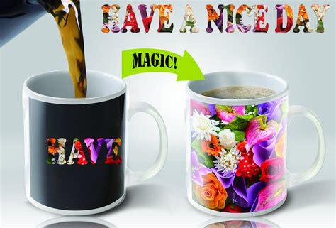 #witchcraft #magic mugs #tea magic #tea witch #coffee magic #cocoa magic #all the hot beverage magics!!! Magic Mugs | Amazing New Heat Sensitive Color Changing Coffee Mug , Good Unique Gift Idea ...