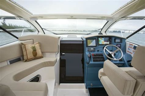 Pursuit Boat For Sale Bc by 2013 Pursuit Sc 365i Tested Reviewed On Boattest Ca