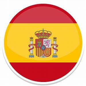 Icono España Gratis de 2014 World Cup Flags