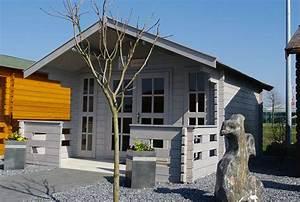 Gartenhaus Grau Modern : gartenhaus in grau modern zeitlos und elegant so muss das ~ Buech-reservation.com Haus und Dekorationen