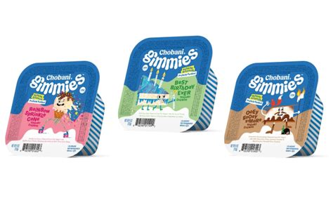 chobani gimmies kids yogurt  milkshakes