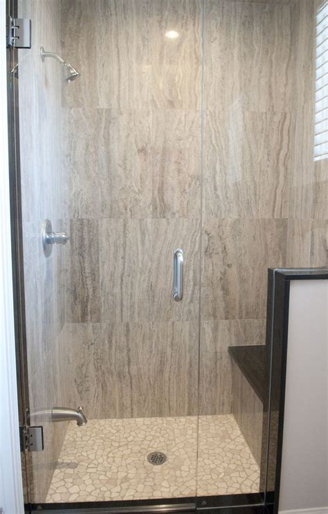 12x24 tile showers search use limestone to go
