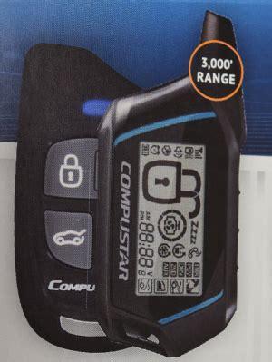 compustar 705 2way remote starter rf 2w705sh2