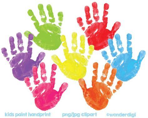 Kids Helping Hands Clipart