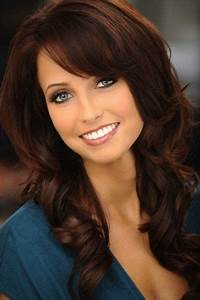 Gorgeous Red Brown Hair Look Youll Love With