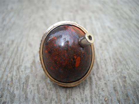 batu akik badar besi merah 42 koleksi batu antik ak122 batu badar besi merah nempel