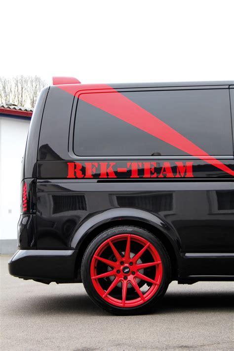 vw t5 im kult design der rfk team pagenstecher de deine automeile im netz