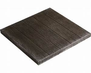 Beton Pigmente Hornbach : dalle pour terrasses b ton teck naturel brun 50x50x3 8 cm imitation bois acheter sur ~ Buech-reservation.com Haus und Dekorationen