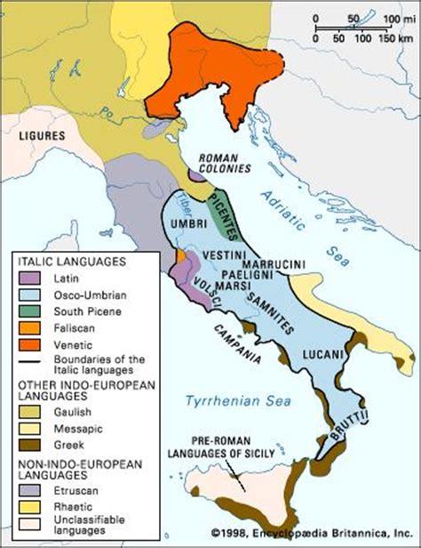 italic languages britannicacom