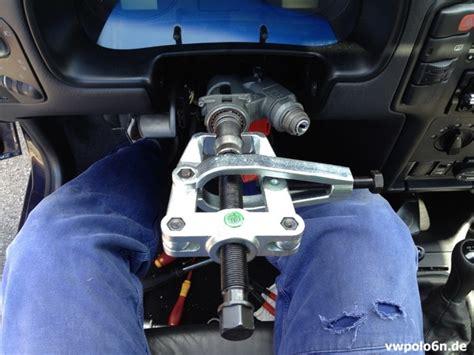 Polo 6n zündanlassschalter prüfen  Automobil, Bau, Auto