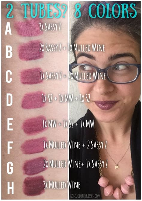 color with z best 25 lipsense sassy z ideas on lipsense