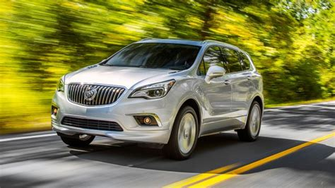 Buick Envision 2018 View Specs Prices Photos More