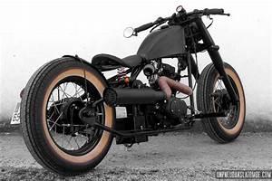 Moto Retro 125 : hoolister heist 125 fa on bobber vintage sign e racer factory ~ Maxctalentgroup.com Avis de Voitures