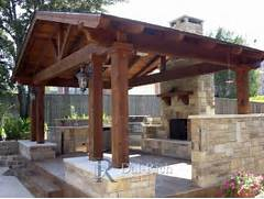 Outdoor Kitchens And Fireplaces by Dallas Landscape Architects Outdoor Kitchens Fireplaces Dallas McKinney