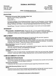 how to create a resume resume cv example template With how to make a resume example