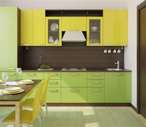 cocinas verdes  bloghogarcom