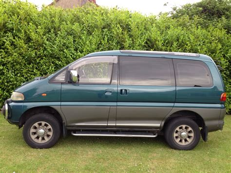 Review Mitsubishi Delica by Mitsubishi Delica Review And Photos
