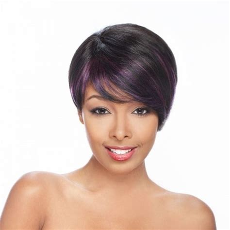 braided wigs  black women human hair short wig