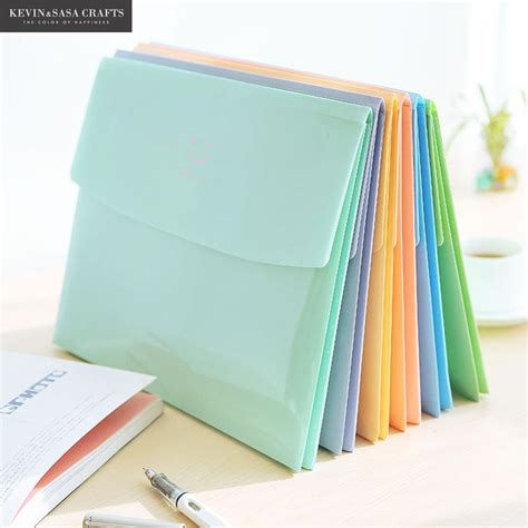 Office Supplies Folders by A4 File Folder Pvc Office Supplies School Stationery File