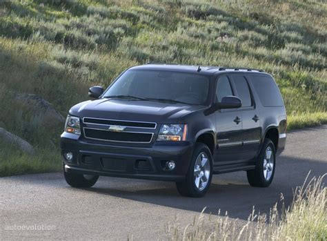 Chevrolet Suburban Specs & Photos
