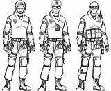 Swat Police Coloring Pages Uniform Fbi Drawing Guys Team Deviantart Maniac Drawings Truck Getdrawings Printable Print Luxury sketch template