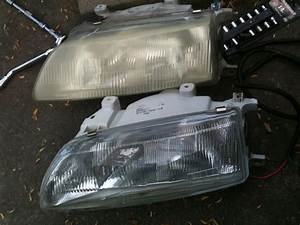 Restore Sir Headlight Lenses