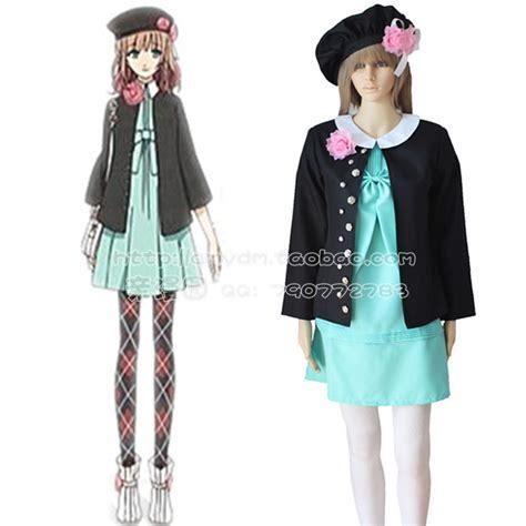anime amnesia girl anime amnesia heroine cosplay costume dress for girl and
