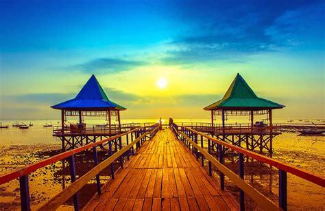 rekomendasi wisata alam  menarik  kota surabaya